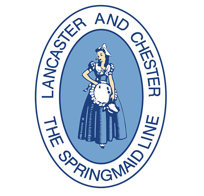 The L&C Springmaid Logo