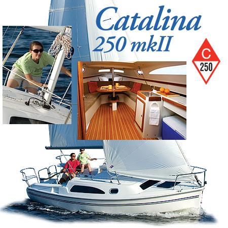 Catalina 250 — Wind Toys