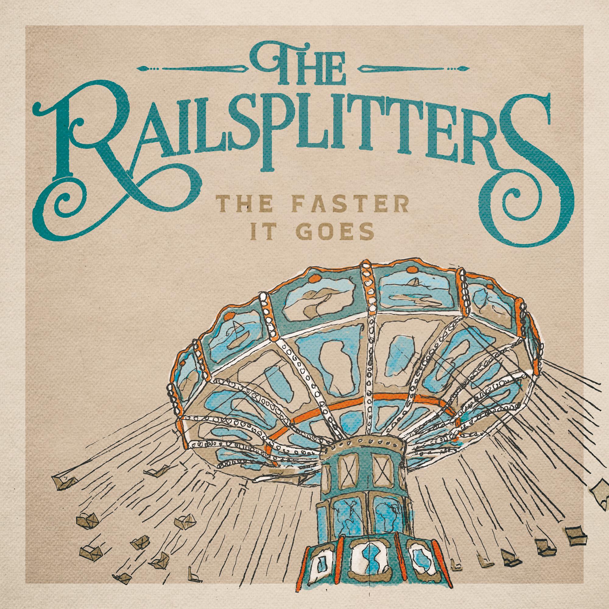 The Railsplitters TFIG Artwork