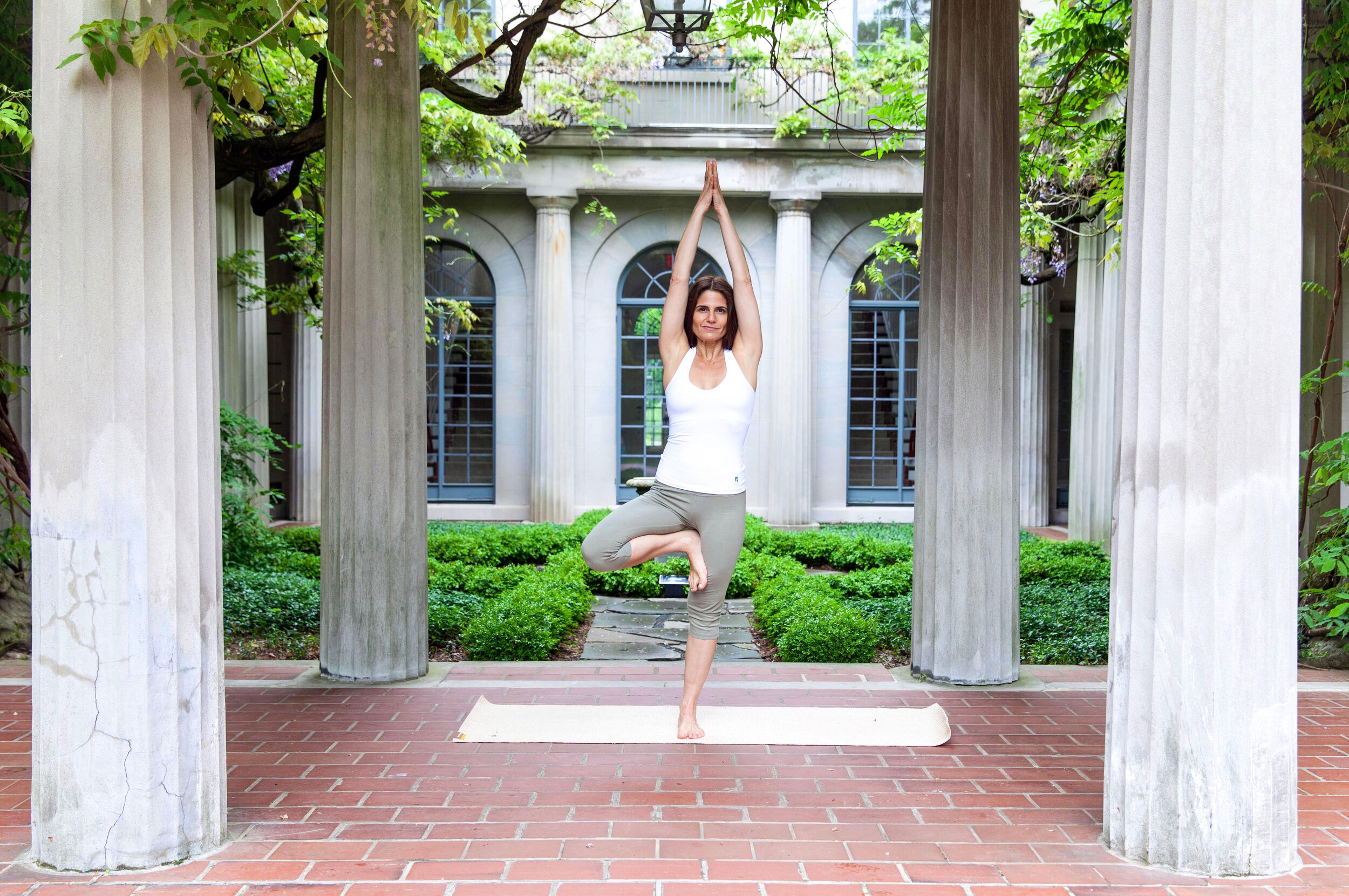 Jillian Pransky Restorative Yoga