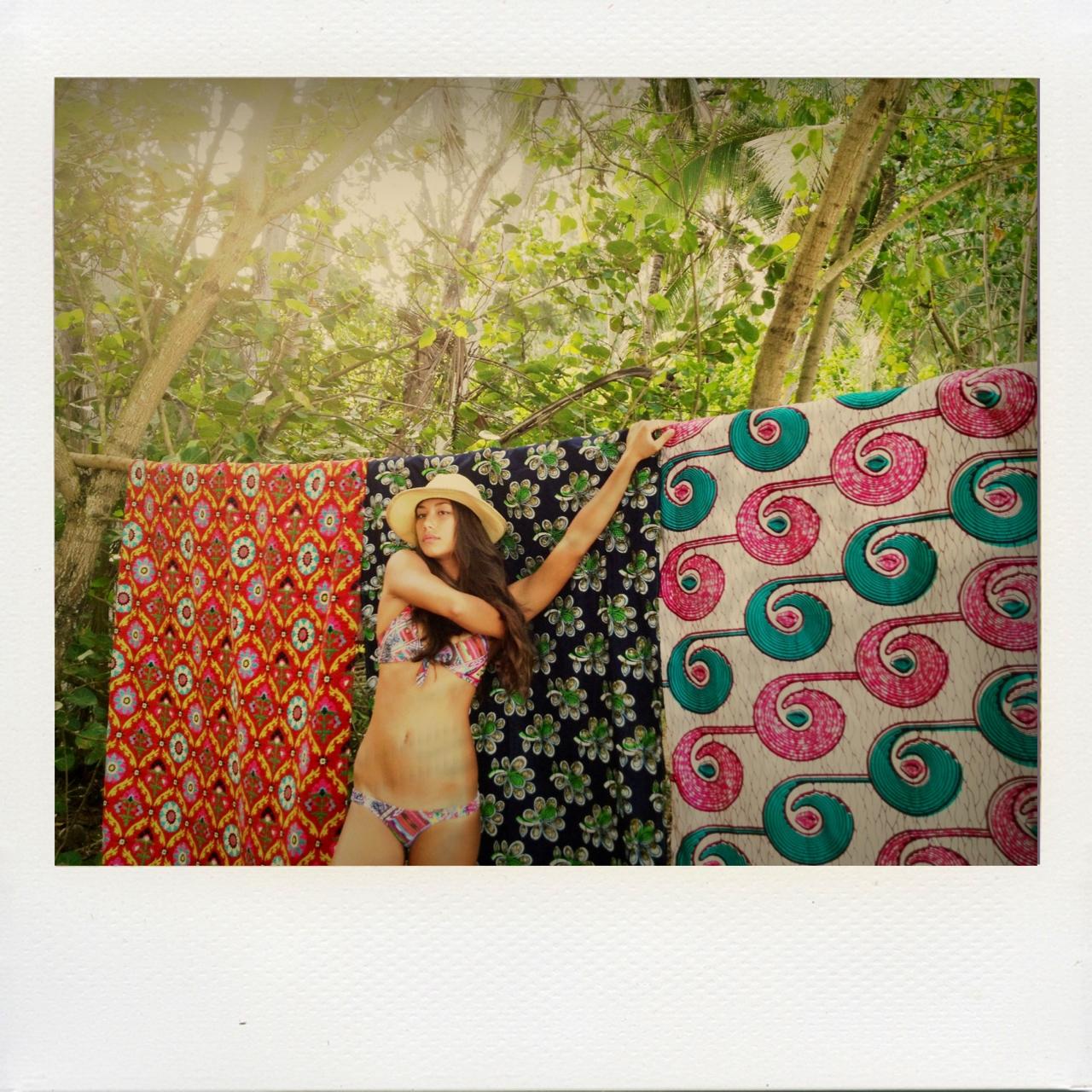 Saffron James Beach Blankets