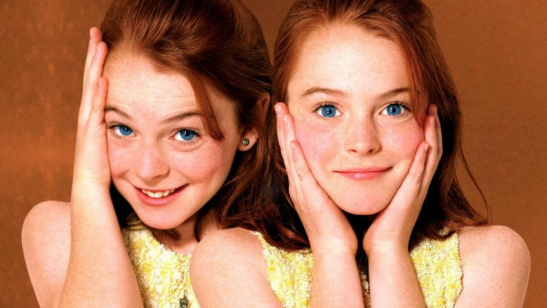 NICOLE WEAVER Lindsay Lohan in  The Parent Trap  | Disney