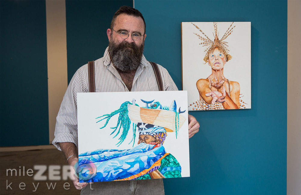Sean-Callahan-Artist-Fish-Outta-Water-exhibition-The-Studios-of-Key-West-Photo-by-Johnny-White.jpg