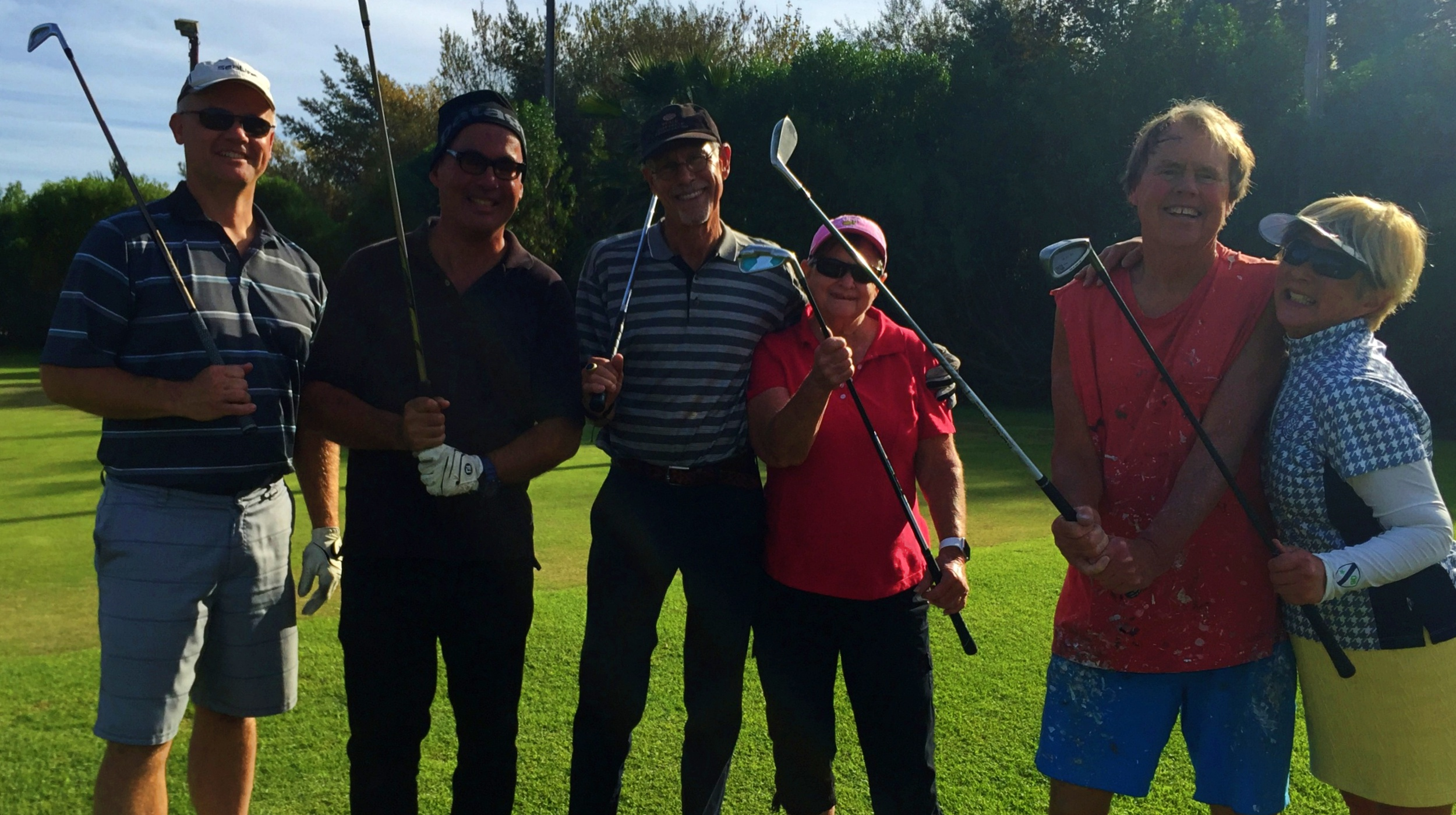 We  remove the frustration from learning Golf - Try Group Coaching Risk Free