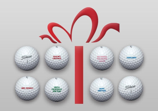 FREE DOZEN PRO-V1 GOLF BALLS WHEN YOU PURCHASE $500 OR MORE IN NEW TITLEIST EQUIPMENT!