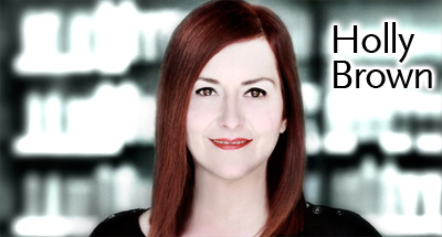 Holly Brown - Master Purefessional and Artistic Director of Hair Cutting