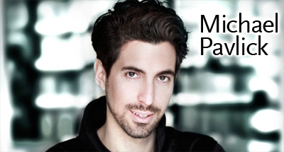 Michael Pavlick - L&G Artistic Director of Mens Hair Cutting