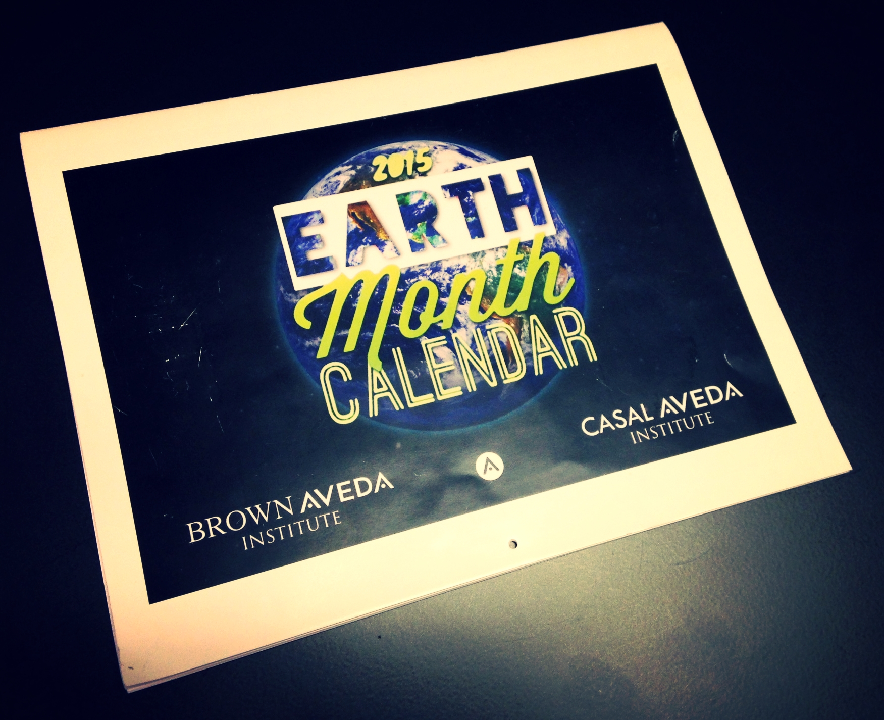 Purchase your 2015 Casal Aveda Earth Month Calendar and support the Sierra Club of Ohio