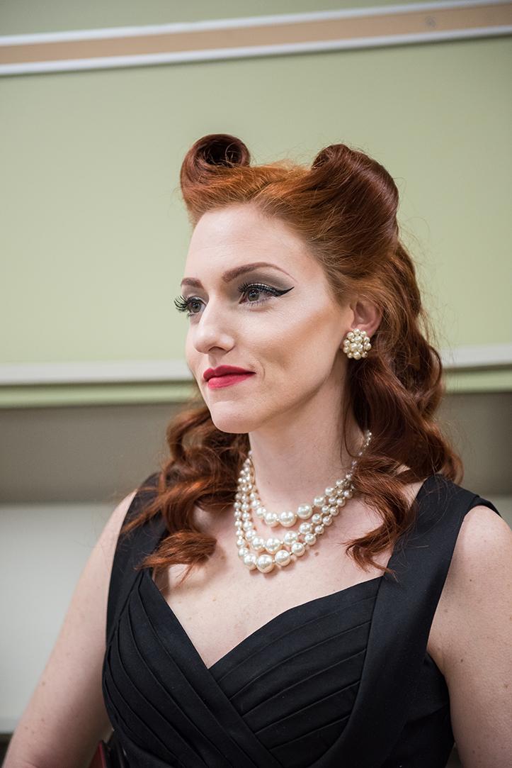 Managing Cosmetology Winner was Kasey Eagleton (model pictured)