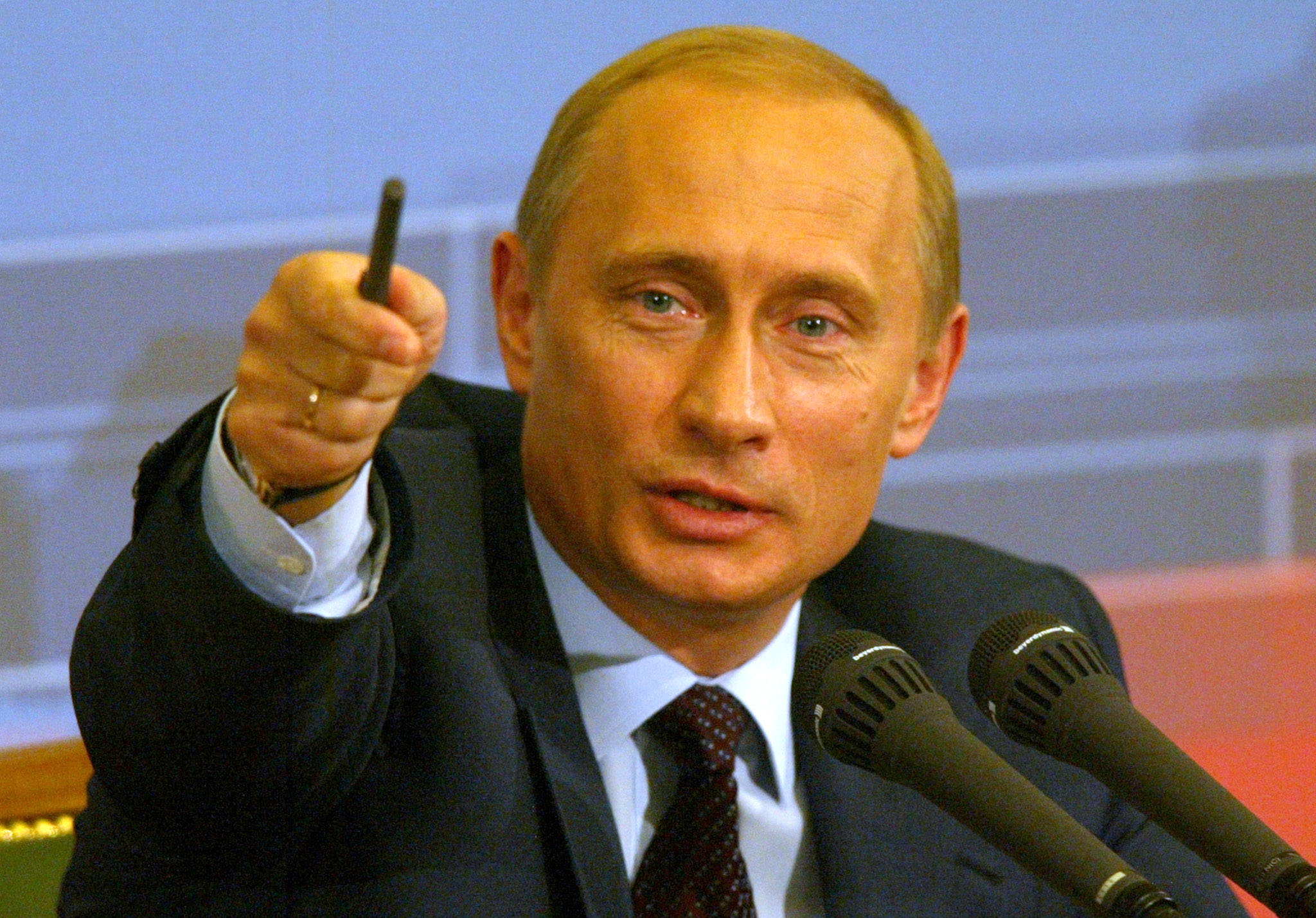 President Vladimir Putin (Source: Wikimedia Commons)