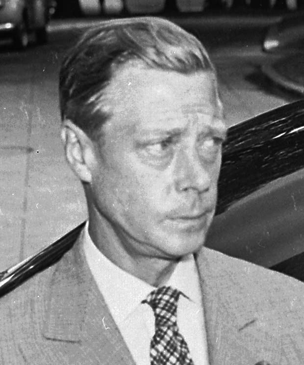 The Duke of Windsor in 1945