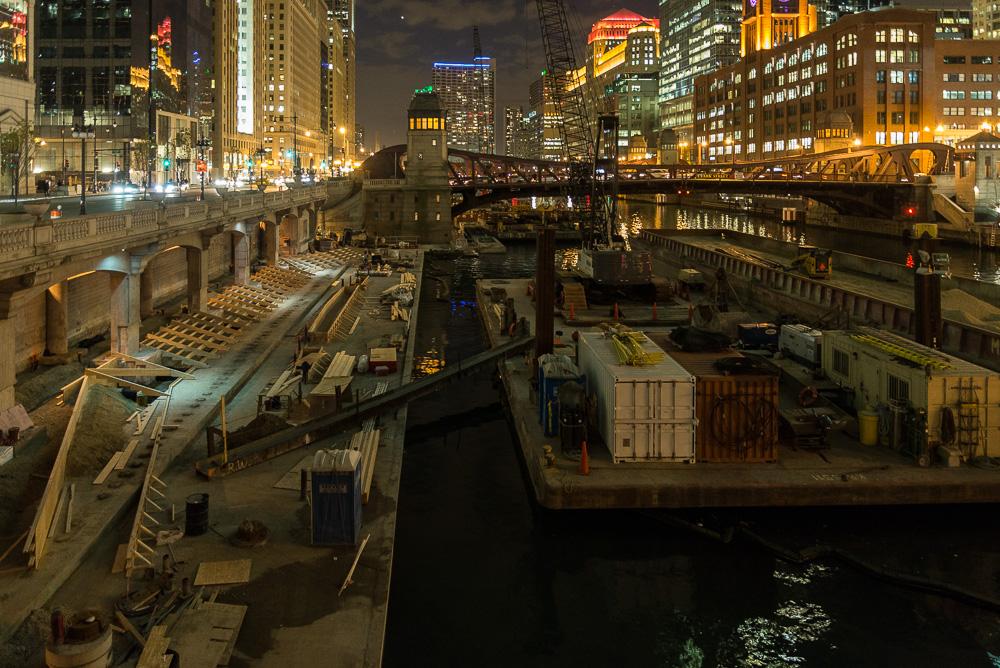River Walk Construction at Night_2014.jpg