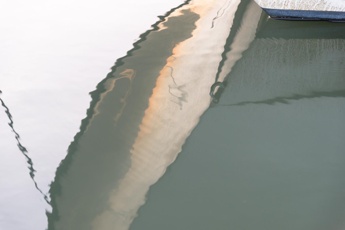 Dusk at the Harbor No. 73