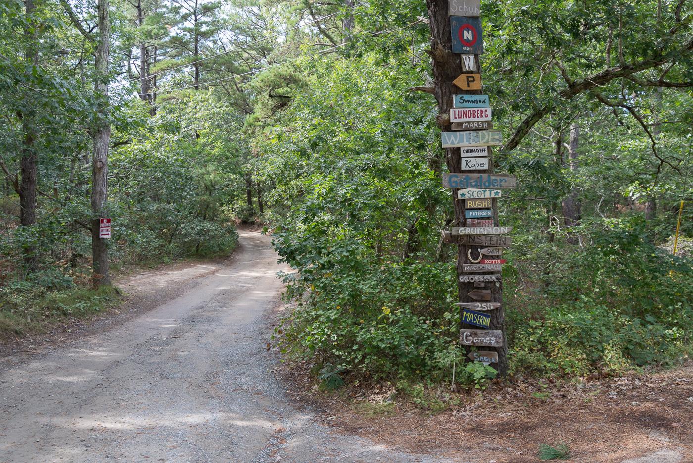Thoreau Way