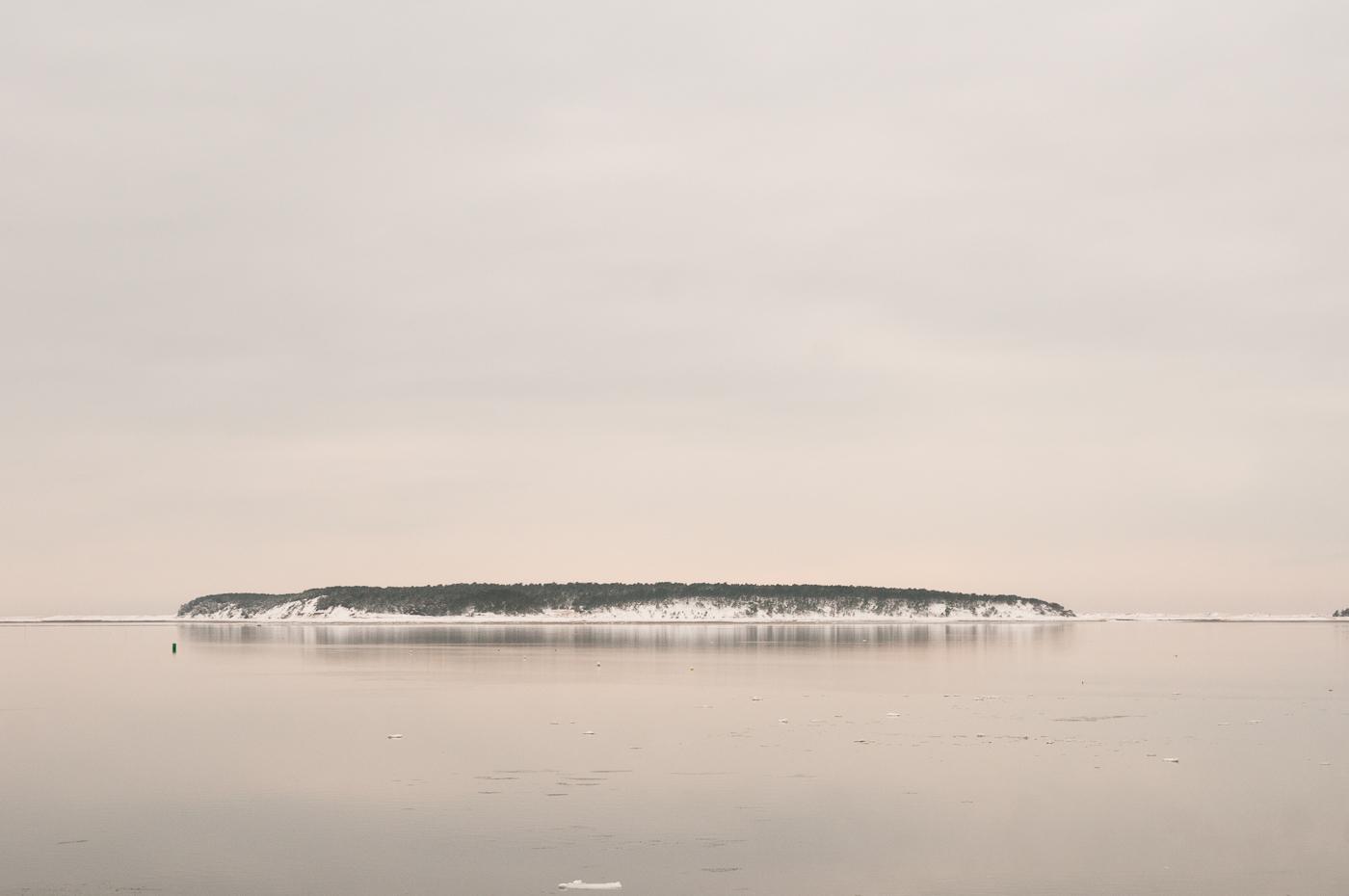Wintry Great Island
