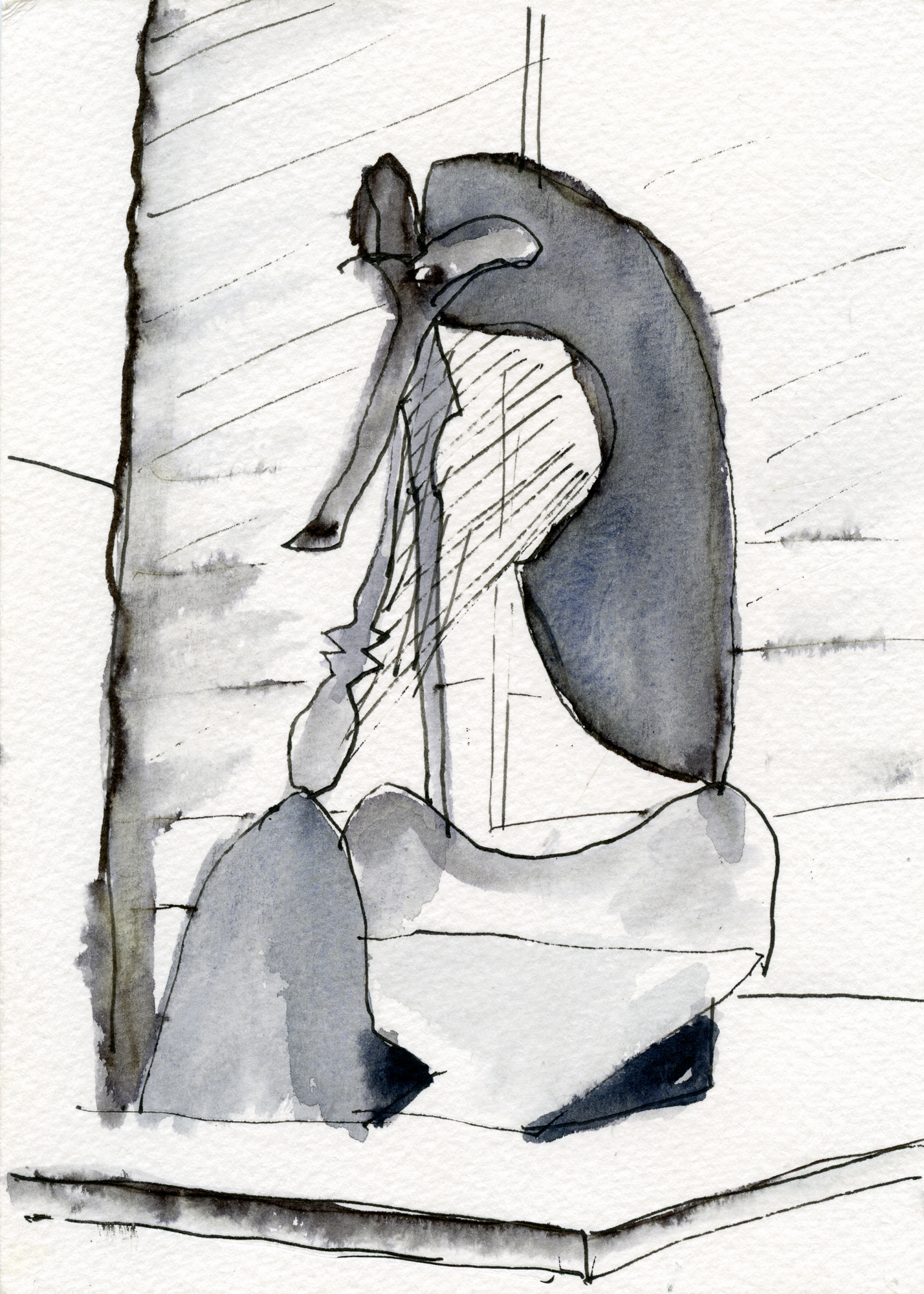 Chicago Picasso Postcard No. 12
