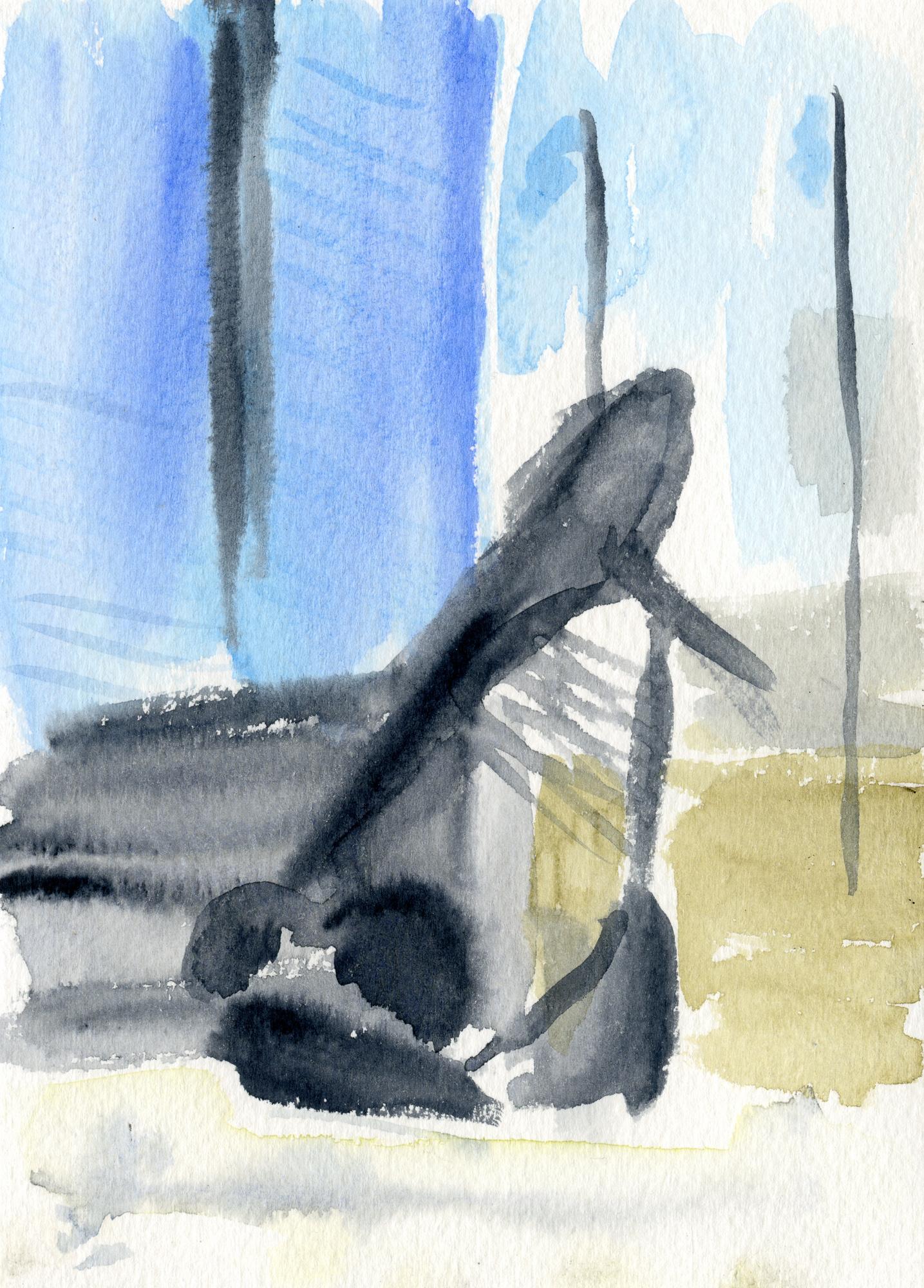 Chicago Picasso Postcard No. 9