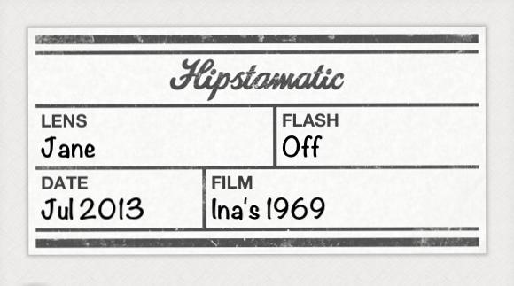 hipstamatic info