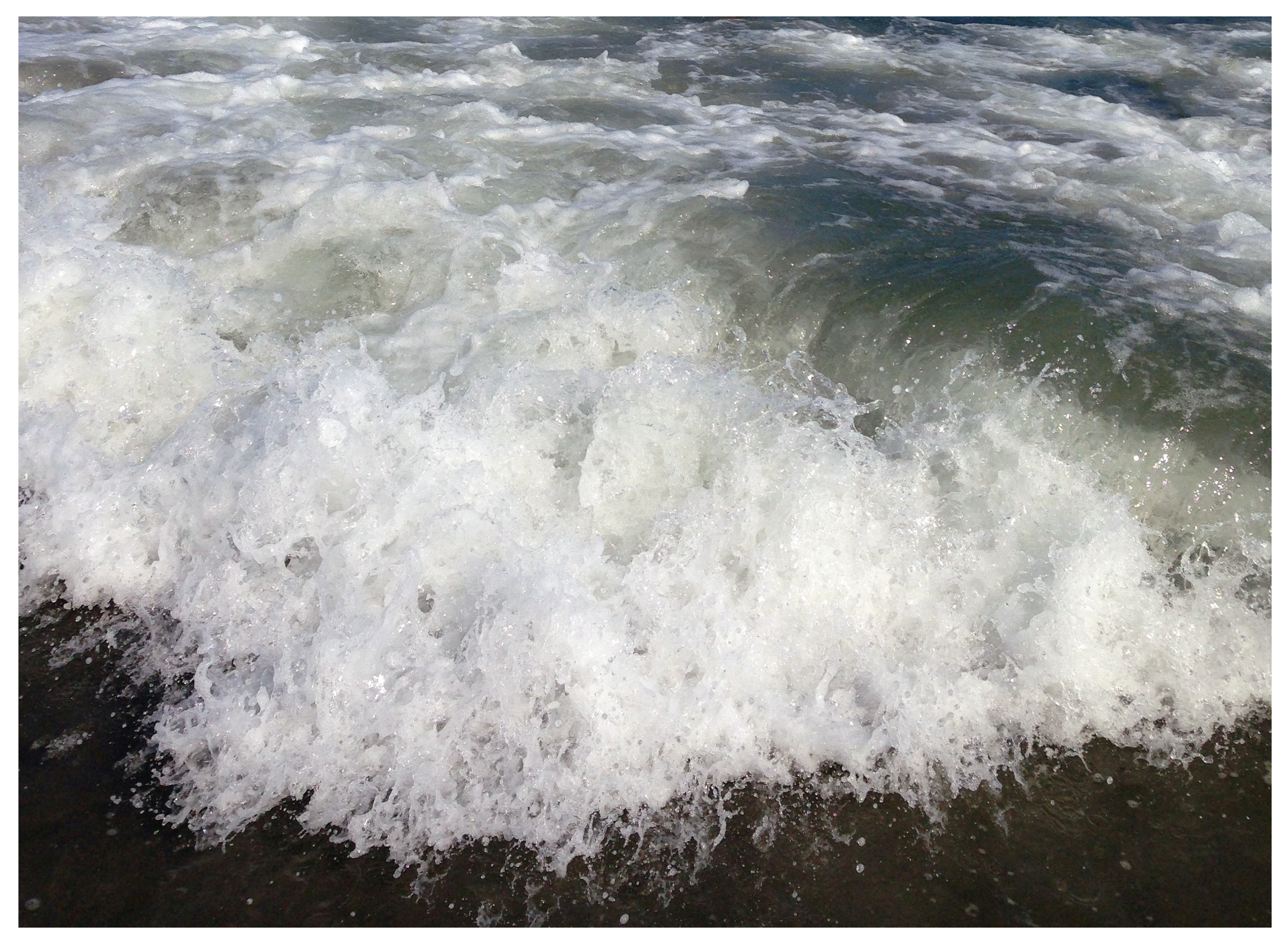 """""""The cure for anything is salt water - tears, sweat, or the sea.""""   ― Isak Dinesen"""