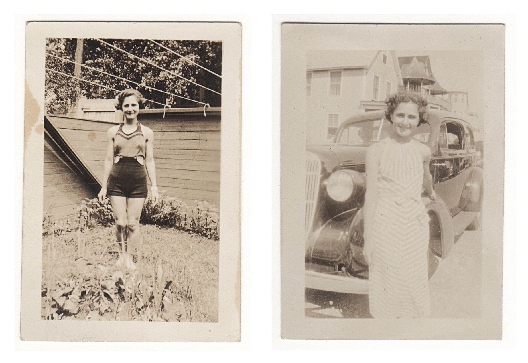 My nana / Ann Chiachetti / 1935 and 1936