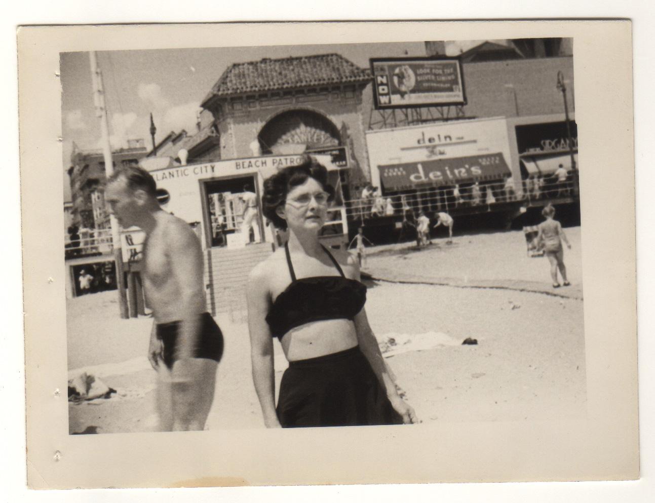 my nana / 1953