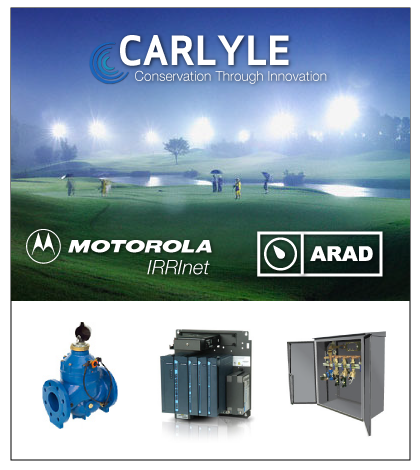 Water Management & Irrigation Control; Industrial Water Meters