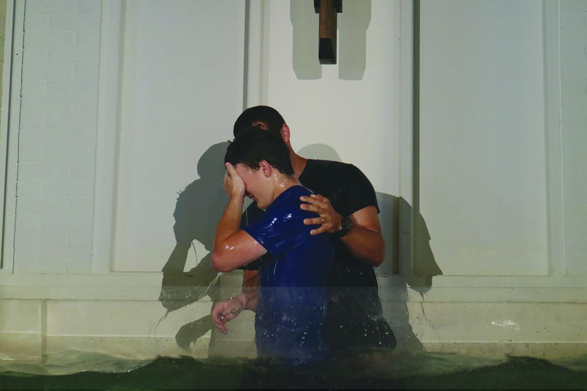 - BAPTISM