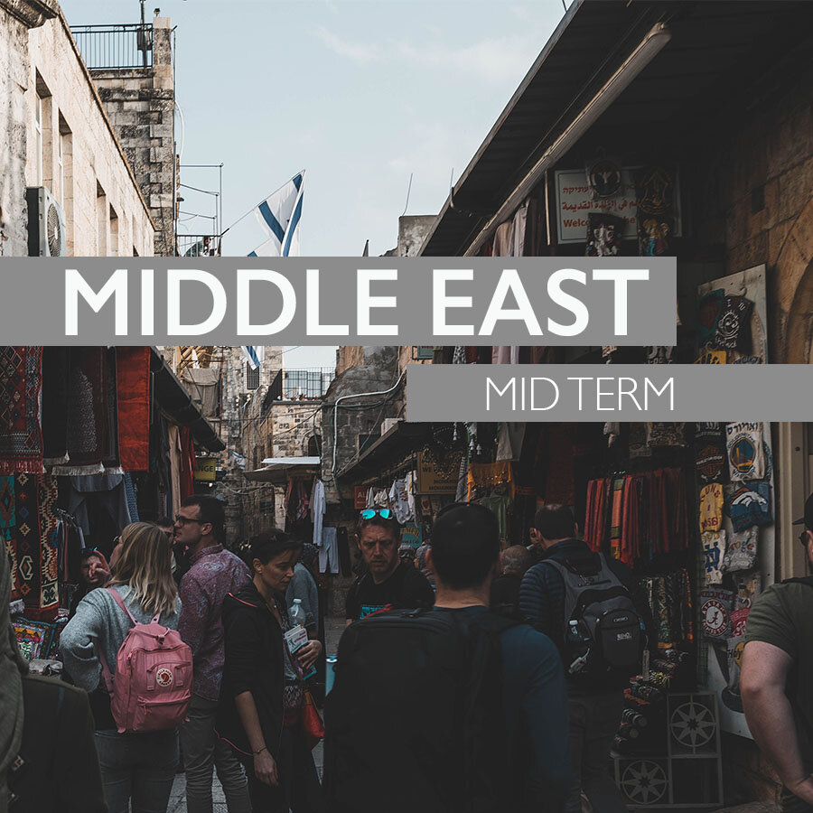Internship in the Middle East    Who : College Students, Young Couples   Description : Partnering with one of our long-term missionaries, this internship will be an opportunity to love on and work with one of our long term partners living in a hard place place in the middle east. This internship will involve living on mission, prayer walking, teaching English, and doing outreach in this closed country.   Group   Size : 2-4 people   Dates : June and July, 6-8 weeks   Cost : $2500-$3000
