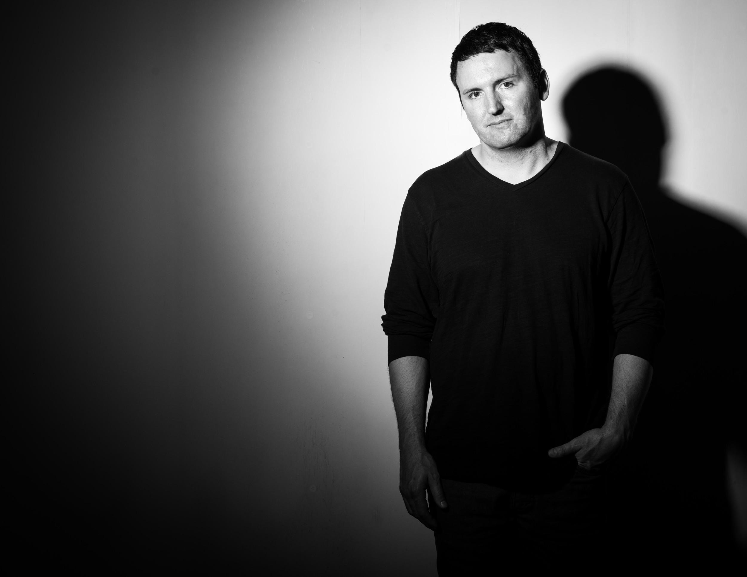 DJ Hugh Jeffner