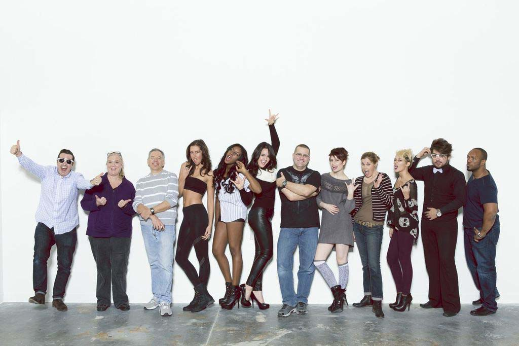 The Creative Group - Photo by Stephen Simonetto