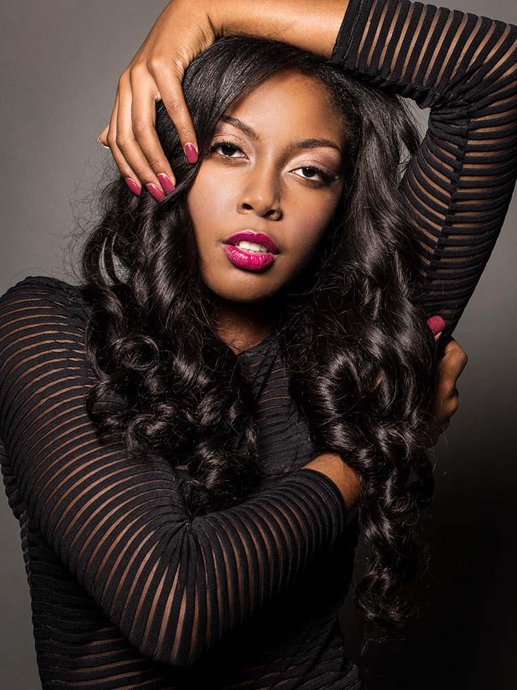 Model -Megan Seals
