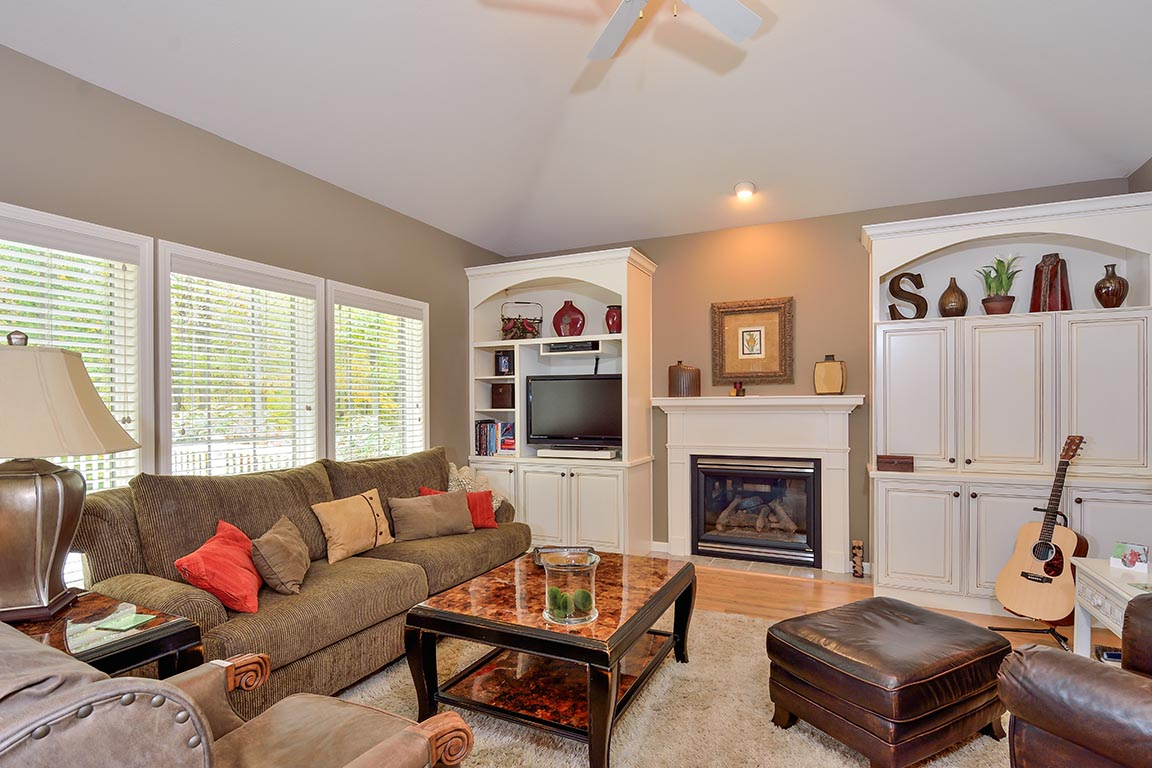 Luxurious Family Room