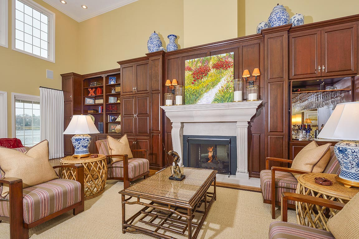 Party-Sized Great Room
