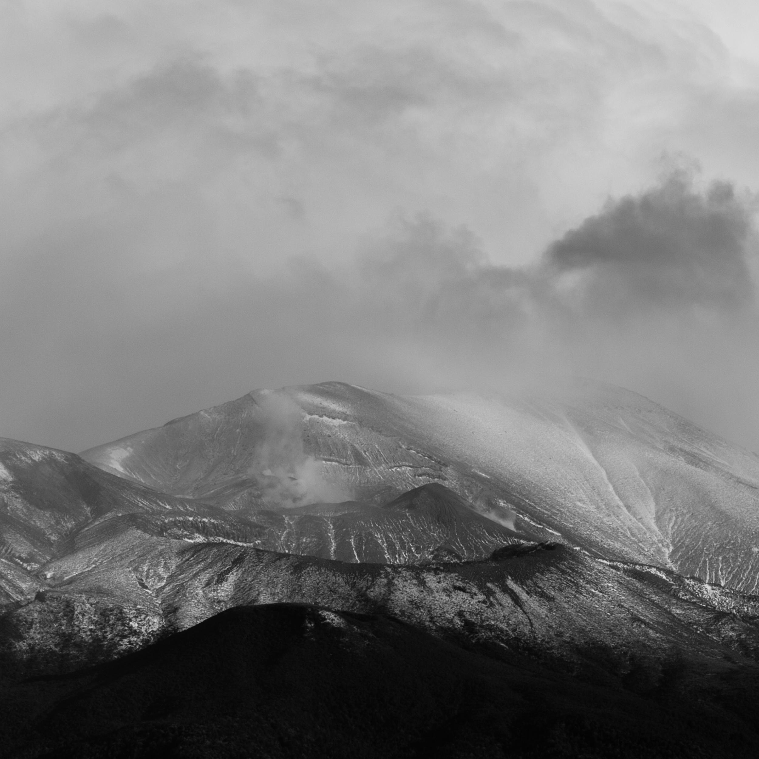 'Lost In Fog' Landscape Series