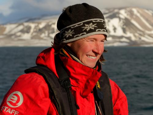 Katja Riedel (Photo: Michael Wenger)
