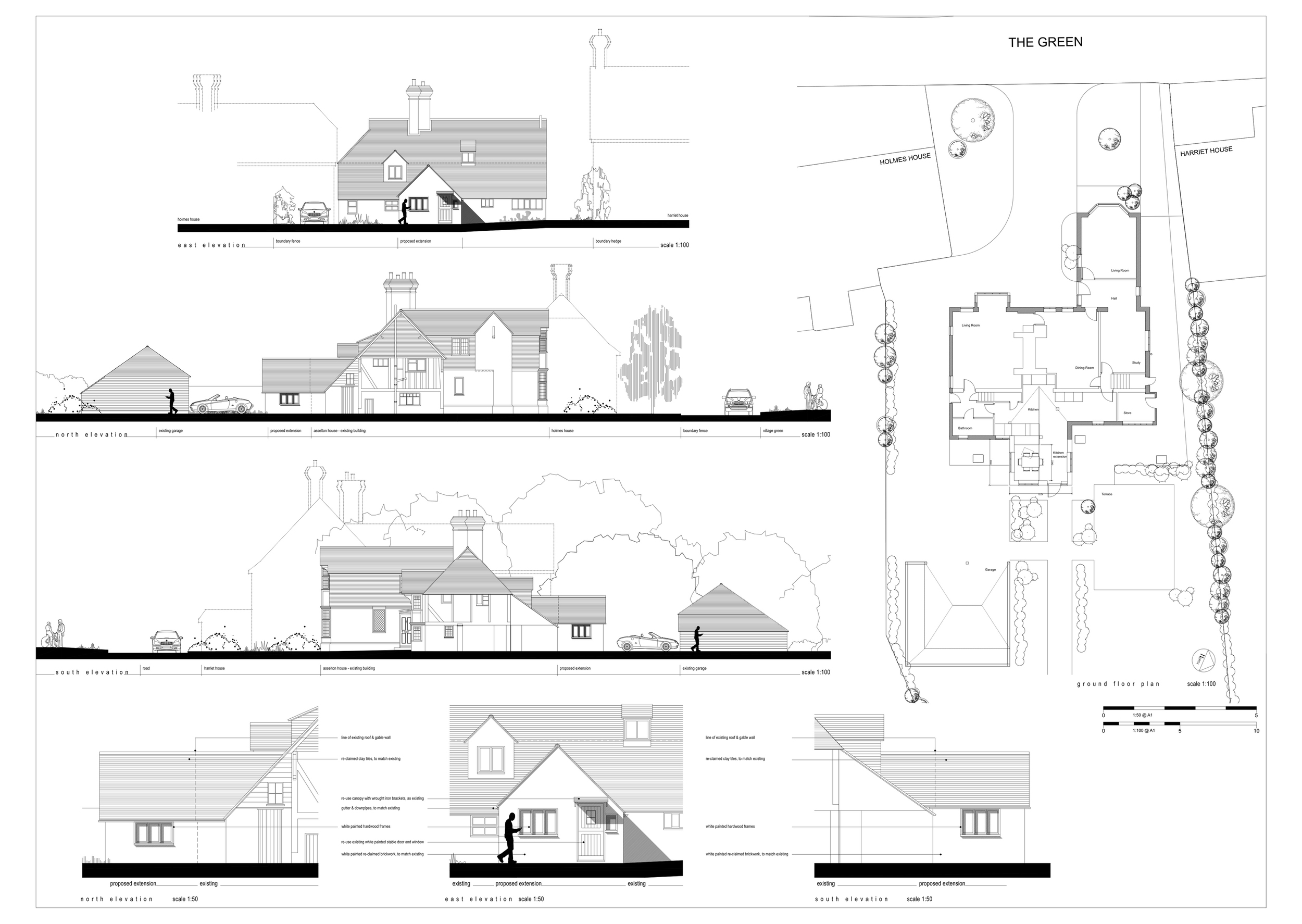 A1 Example of Submission for Planning application