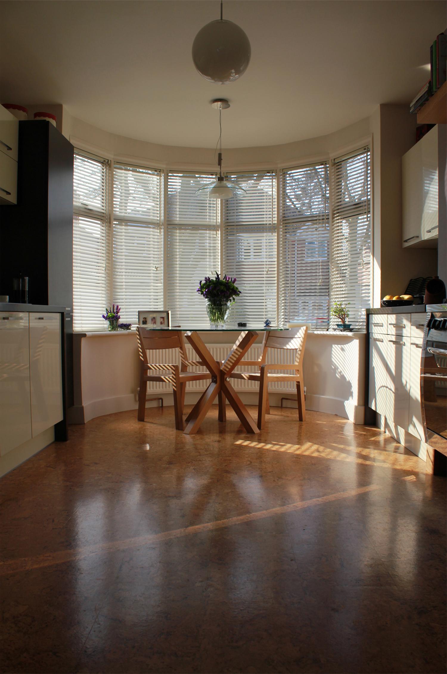 Kitchen relocation