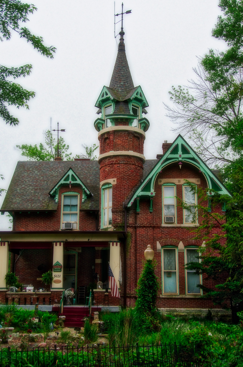 Victorian Gothic Home