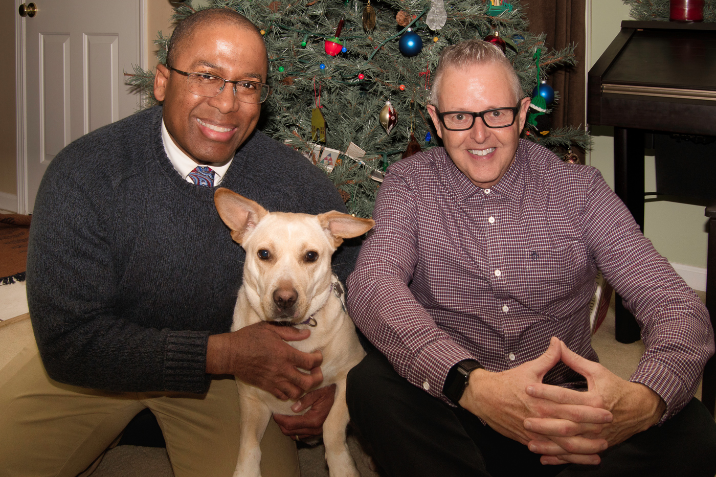 Have a MERRY CHRISTMAS and a HAPPY new year!  From Tony, Cookie, and Greg.
