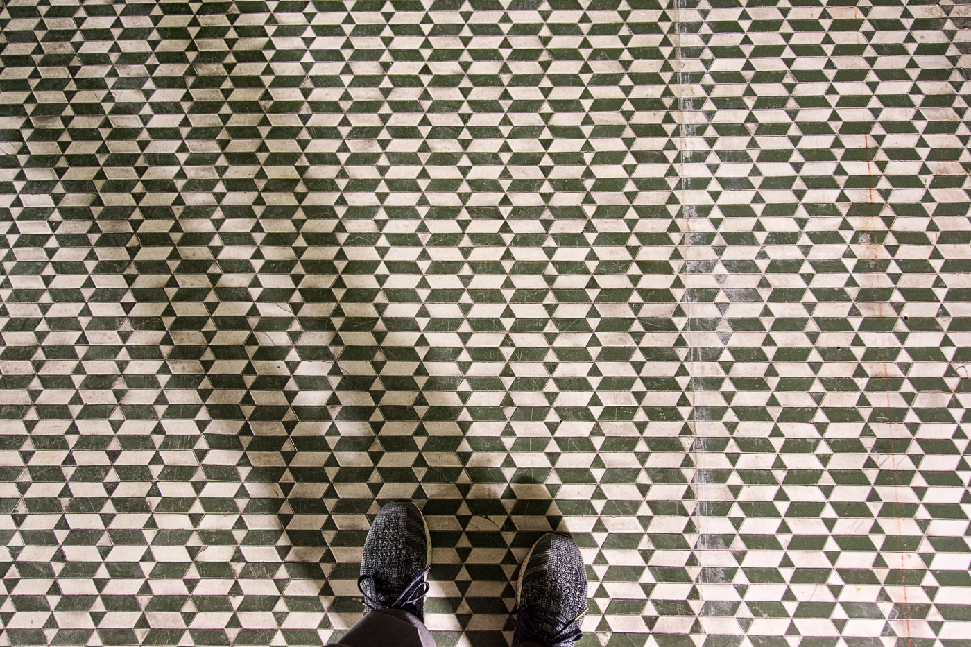 Cool Floor Pattern