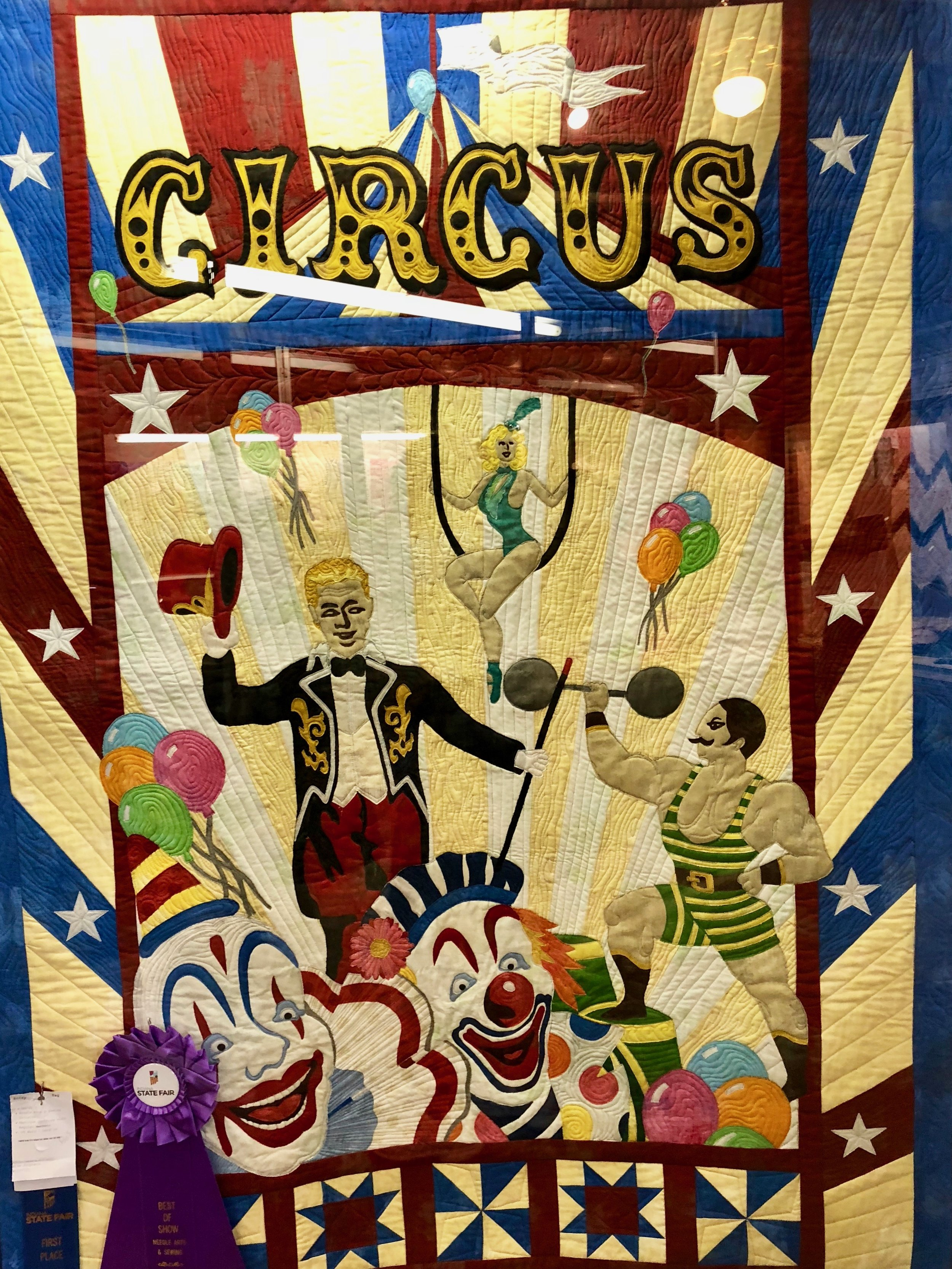 This year's theme: Circus