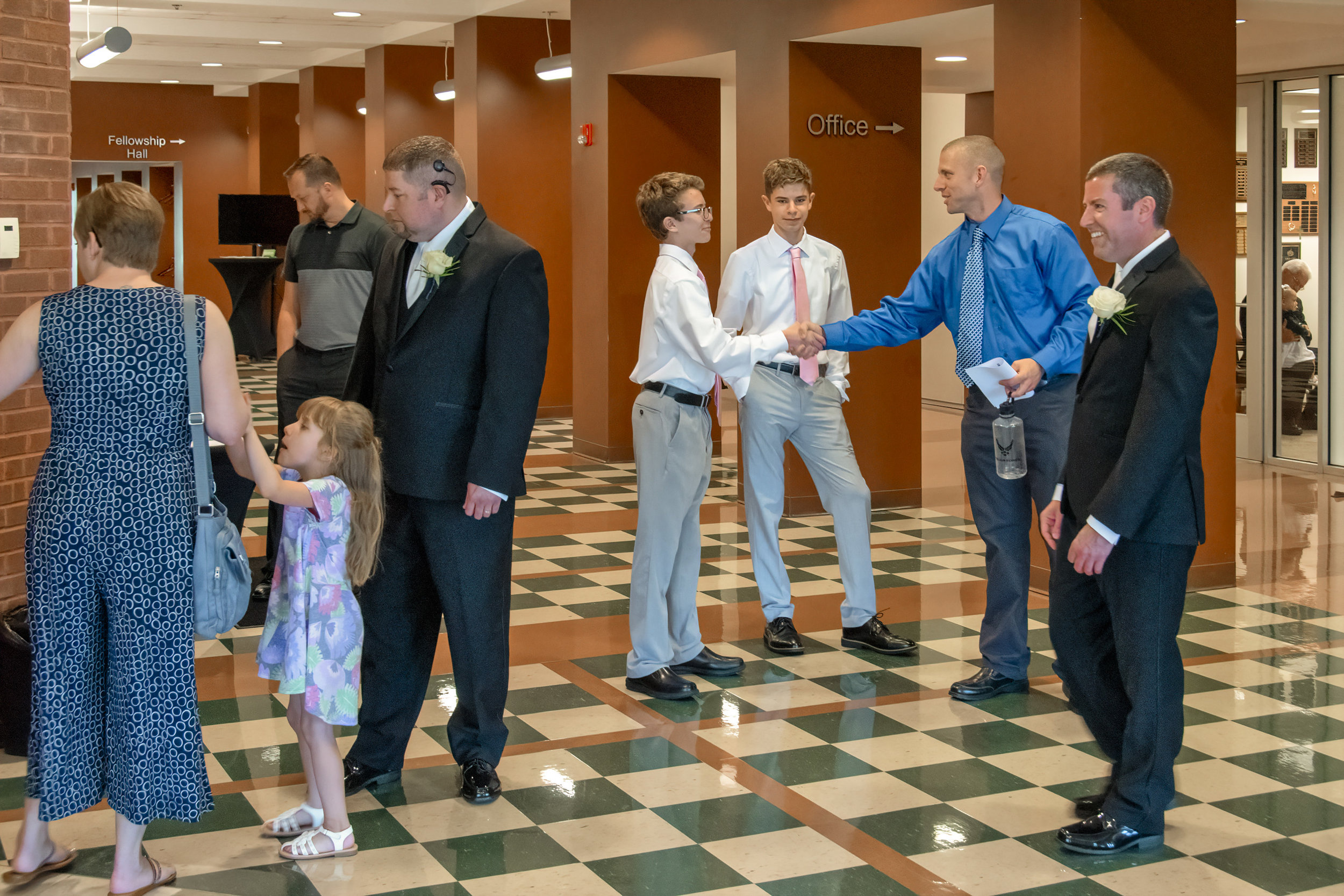 Meeting New Family Members