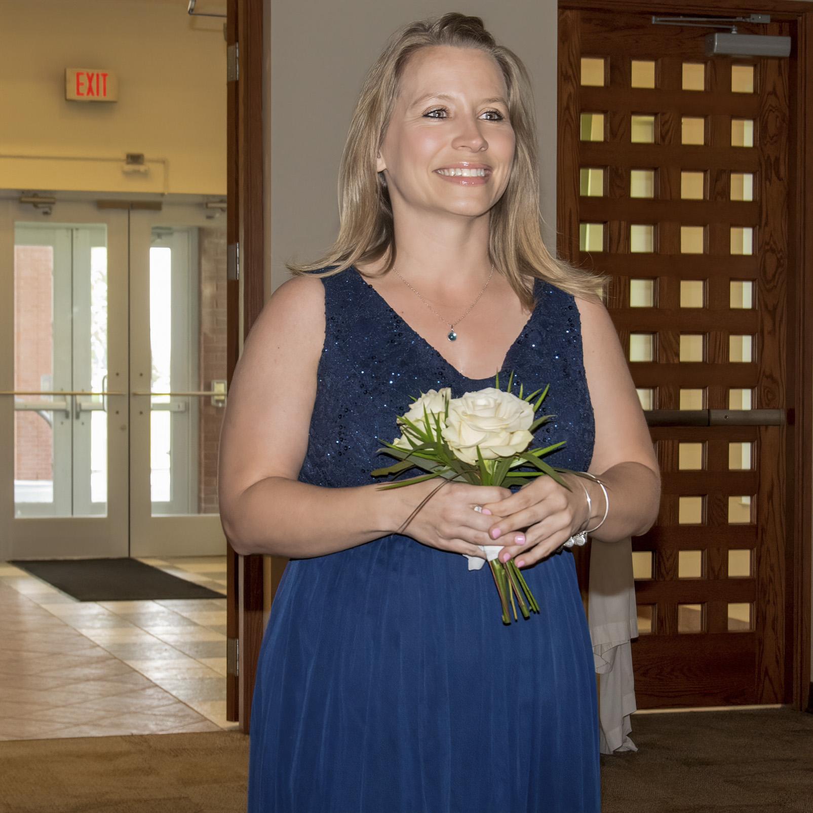 Kristin's sister, Sheena