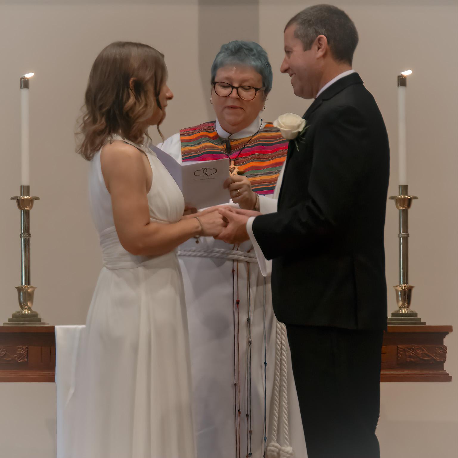 Pastor Jennifer