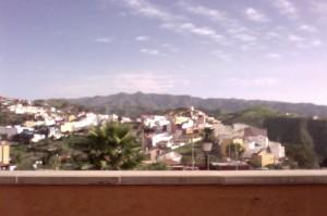 View from Santa Brigida