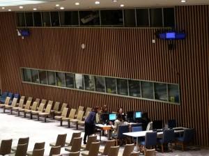 Interpreters booths