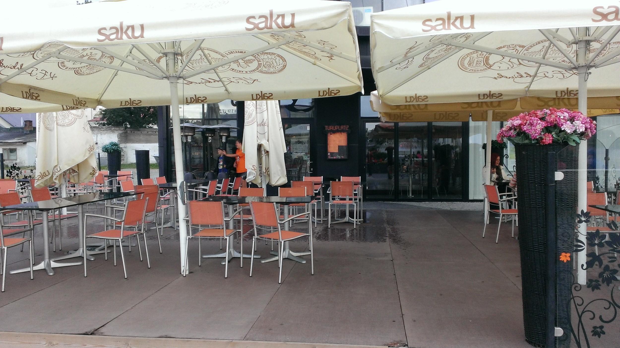 Outside Turuplatz