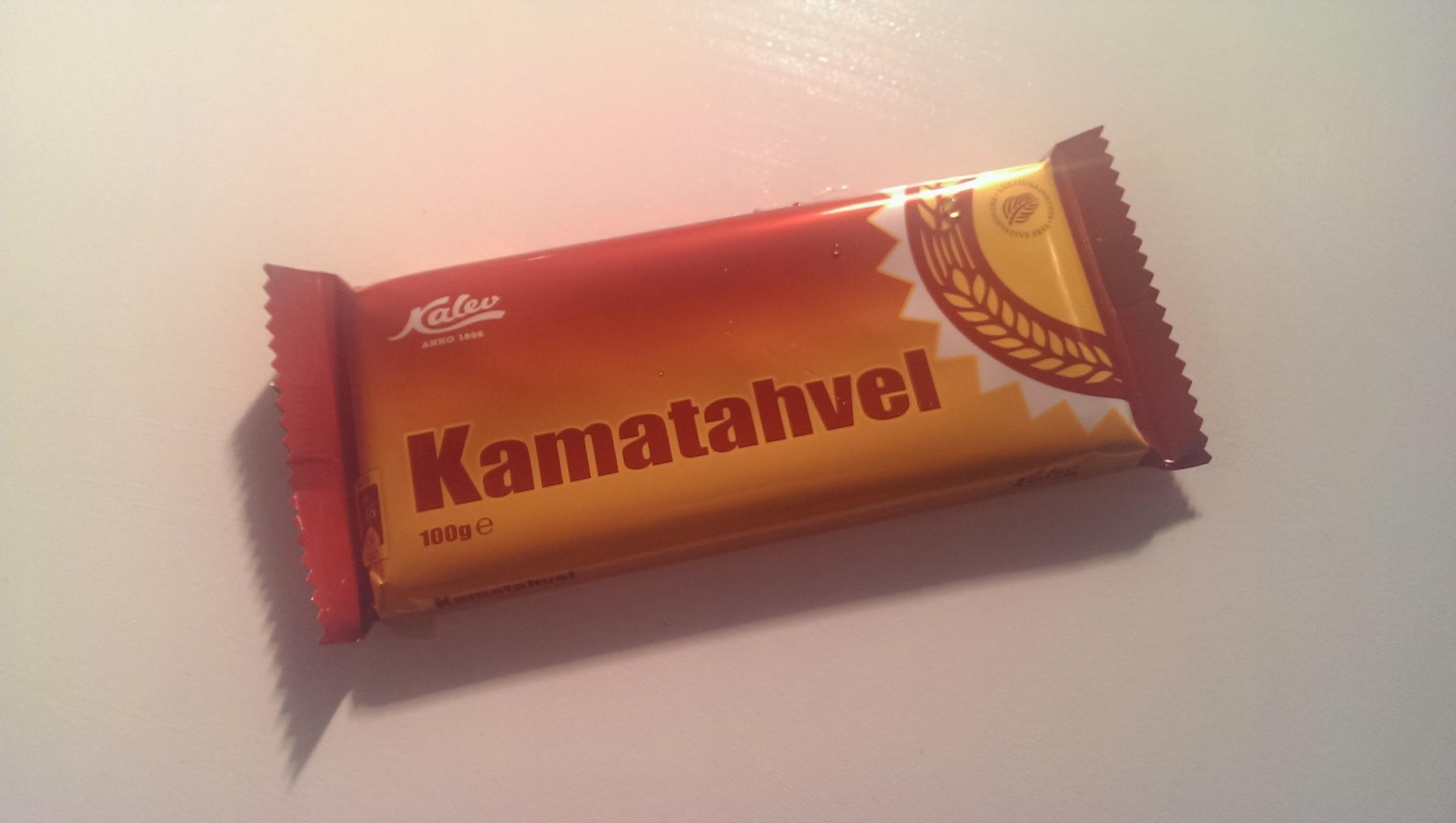 Kalev Kamatahvel