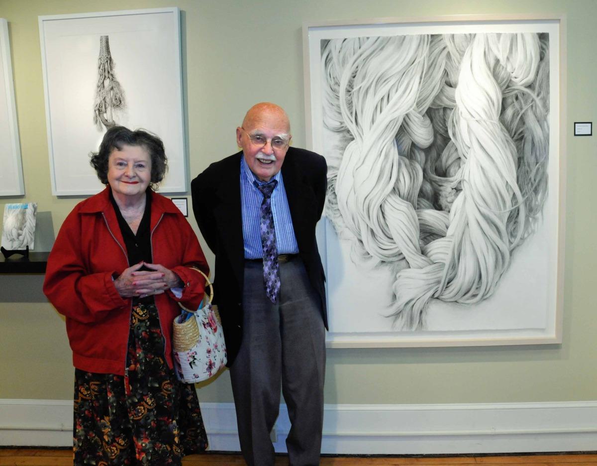 John & Betty Ruggles at Navio - 5/2010
