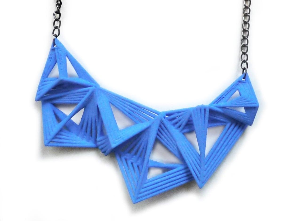 Tetryn Necklace   6100: In Nylon $18